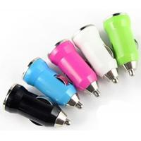 China Micro USB Car Charger For Mobile Phones , Dual USB Port / Single Port USB wholesale