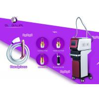 Buy cheap Portable ND YAG Laser Tattoo Removal Machine 1-15HZ 36*55*50cm Size from wholesalers