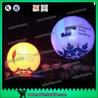 China Customized Festival Advertising Decoration Inflatable Lighting Ball Inflatable wholesale