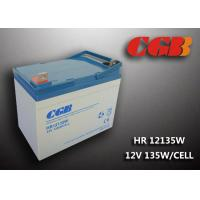 China Lightweight 12v 33ah Charging Ups Battery , Vrla Lead Acid Battery Non Spillable wholesale