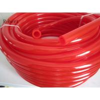China Compressored Air Polyurethane Pneumatic Tubing , Good Elasticity Pneumatic Tube Fittings on sale