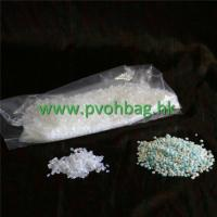 Buy cheap Water soluble chemical packaging bag dissolvo bag product