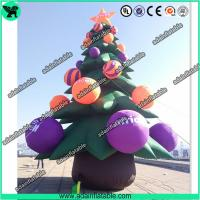 China 3m,5m Advertising Oxford Inflatable Tree,Event Inflatable Christmas Tree wholesale