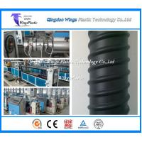 China Plastic Prestressed Spiral Corrugated Pipe Machine / Production Line For Sale In China on sale
