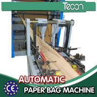 China Advanced Multiwall Kraft Paper Bag Manufacturing Machine for Cement wholesale