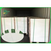 China High Stiffness And Whiteness 180 Gsm - 450 Gsm Ivory Board Paper FSC Certified wholesale