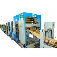 Quality High Speed Paper Sack Bag Forming Machine Four Colour Ceramic Roller Printing for sale