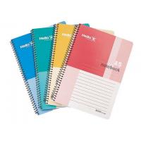 China Cheap excercise book,cheap school spiral notebook / school supplies wholesale