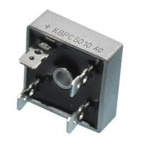 China Through Hole Diode Bridge Rectifier 50A KBPC5010 Single Phase For Electronic Devices wholesale