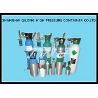 China Medical High Pressure Gas Bottles 13.4L Wirh Aluminum AA6061 wholesale