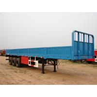 China SINOTRUK 40ft Heavy Duty Semi Trailers Cargo Truck 2 / 3 Axles With 40-60 Tons Cabuge wholesale