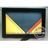 China 10.1inch Taxi PCAP Touchscreen Bus Digital Signage , Car Media Player with Camera , GPS, 3G/4G wholesale