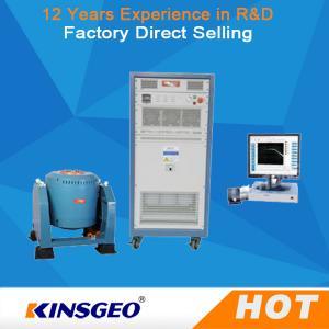 Buy cheap Double Bearing Orientation Electrodynamic Vibration Shaker System KJ-GX-600-ZD from wholesalers