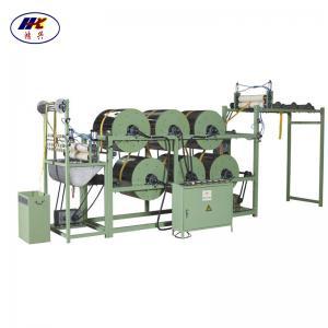 China fabric belt webbing finishing machine on sale