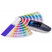 China CIE LAB Color Matching Paint Spectrophotometer Equipment LED Light For Color Control In White wholesale