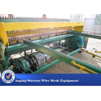 China High Security Prison Fence Making Machine Easy Operation 50x50-300x300mm wholesale