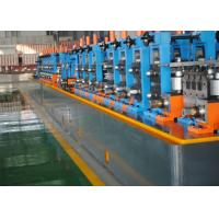 China Large Diameter Precision Tube Mill , High Frequency Welding Steel Pipe Mill wholesale