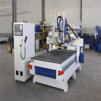 China High Precision Cnc Milling Machine Wood Cut ATC Cnc With 6kw Air Cooling Spindle wholesale