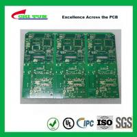 China Custom PCB Boards Multilayer Pcb Fabrication Aeronautics IMMERSION GOLD + HARD GOLD wholesale