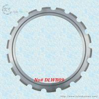China Laser Welded Diamond Ring Saw Blade for Concrete - DLWB09 on sale