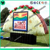China Advertising Inflatable Sandwich wholesale
