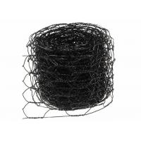 China Colorful Craft Chicken Wire Netting , Chicken 50mm Wire Mesh 2.5m - 5m Length on sale