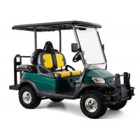 Buy cheap Hunting 4 Seat Multi Passenger Golf Carts With Big Steel Front Bumper For Off Road from wholesalers