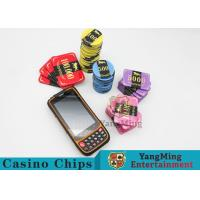 China 13.56MHz RFID Casino Chips Handheld Portable Terminal PDA Reading Writing Collector wholesale