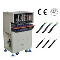 China Updated Cutting Wire Cutting and Stripping Machine Stripping Length 12 mm - 70 mm wholesale