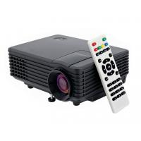 Quality RD805 800 Lumens HDMI/VGA/USB/AV/Audio Input Mini Home Theater Projector (Black) for sale