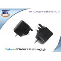 China Direct Plug in Level VI RequesType AC / DC Adapters with GS CB , Approval  in UK wholesale