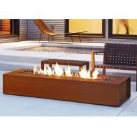 China Contemporary Modern Outdoor Fire Pits Modern Design For Garden Furniture wholesale