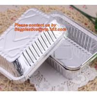 China airline disposable aluminium, aluminum foil container for food packaging, kitchenware, tableware, disposable, takeaway on sale