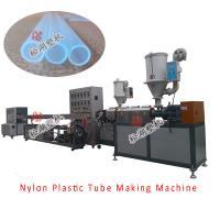 Buy cheap Pneumatic Pa/Pu Double Wall Fuel Pipe Extrusion Machine from wholesalers
