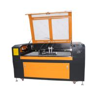 China Low Cost 1300*90mm Steel Wood Acrylic Co2 Laser Cutting Machine with Double Heads wholesale