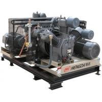 China Energy Saving 22KW Oil - Free Gas Powered Air Compressor With Solenoid Valve on sale