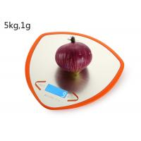 China Stainless Steel Platform High Precision Kitchen Scale For Slim Diet Cooking wholesale