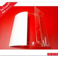China Clear Acrylic Holder Stand Good Cigarette Display For Retails wholesale