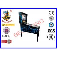 Buy cheap 3 LED Screen  Arcade Pinball Machine Household Double System from wholesalers