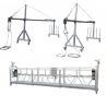 China Aluminum ZLP800 Suspended  Platform 7.5m  380V / 50HZ / 3P 100m Height wholesale