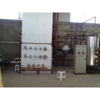 China High Purity Liquid Air Separation Plant , 100m3/h Oxygen Nitrogen Plant / Equipment wholesale