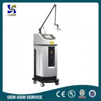 China Ultra Pulse Air cooling RF CO2 Fractional Laser Equipment For Skin Whitening wholesale