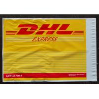 China A3 A4 Express Post Envelope Self Adhesive Plastic Bags For Mailing , Postage on sale