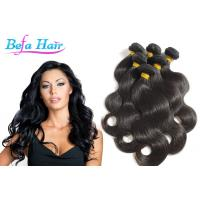 China Customized 20 Inch Colorful Ombre Hair Extensions Peruvian Body Wave Virgin Hair wholesale