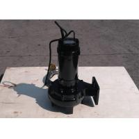 China Commercial Rigid Sewage Pump Single Stage With Teco Motor High Performance wholesale