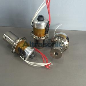 Quality 20Khz Branson Replacement Titanium Alloy Ultrasonic Converter 922JA for Welding for sale