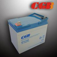 China Rechargeable High Rate Discharge Battery HR12135W 12V33AH For UPS EPS Application wholesale