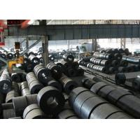 China High Reliable Hot Rolled Steel Strip 325 - 420mm * 2.0 - 5.8mm Size Custom wholesale