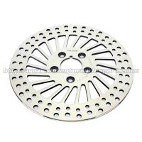 China Stainless Steel Motorcycle Disc Brake Rotors for Harley Davidson wholesale
