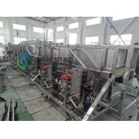 China Glass Bottle Beer Pasteurization 3000 - 10000 BPH Beverage Auxiliary Equipment wholesale